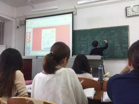 MRSU students from the linguistic faculty have an internship at Wuhan University