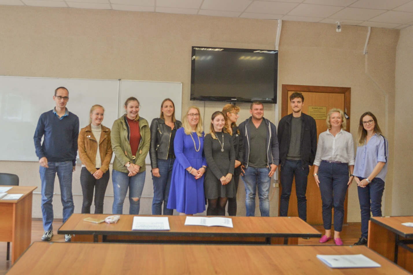 Summer schools for foreign students started at MRSU