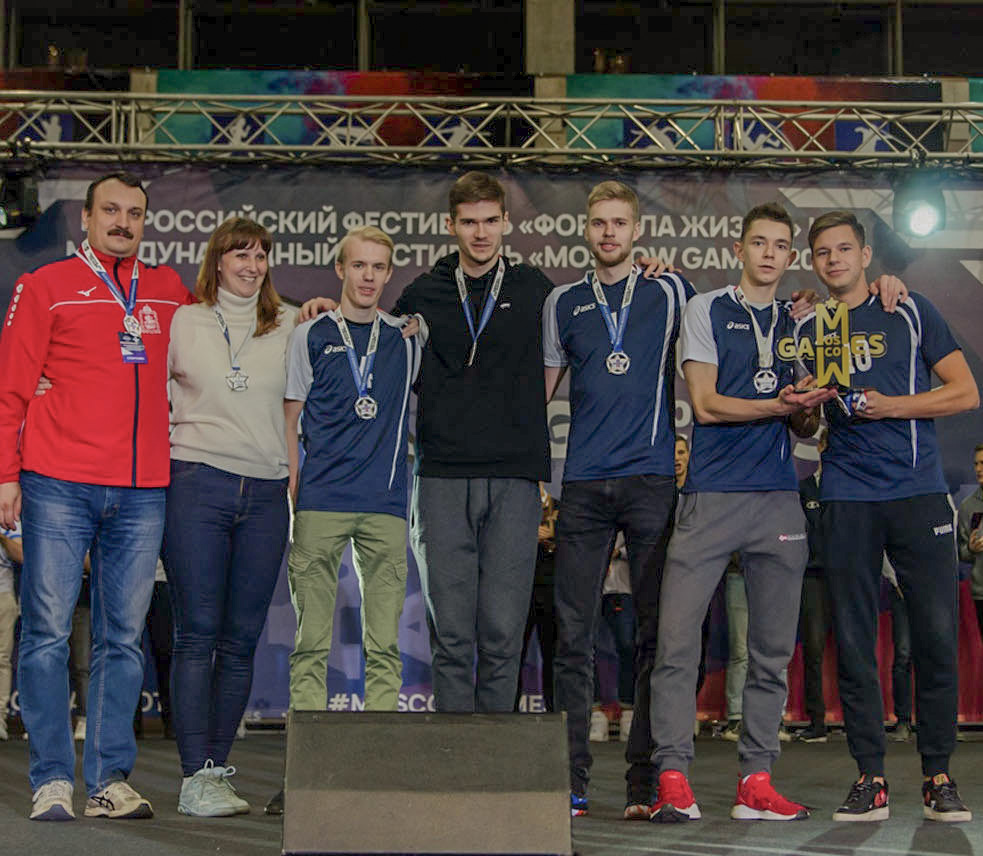 International festival of student and youth sports «Moscow Games»
