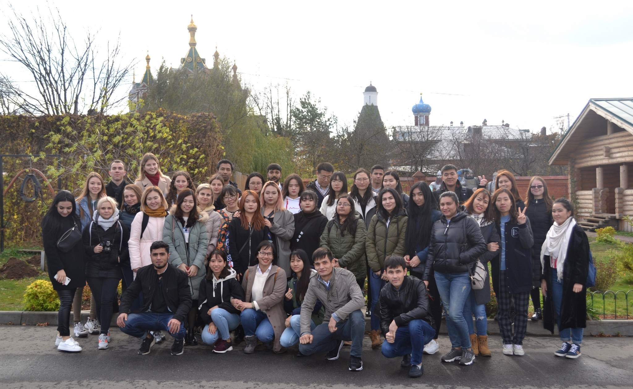 FOREIGN STUDENTS OF MOSCOW REGION STATE UNIVERSITY IN KOLOMNA