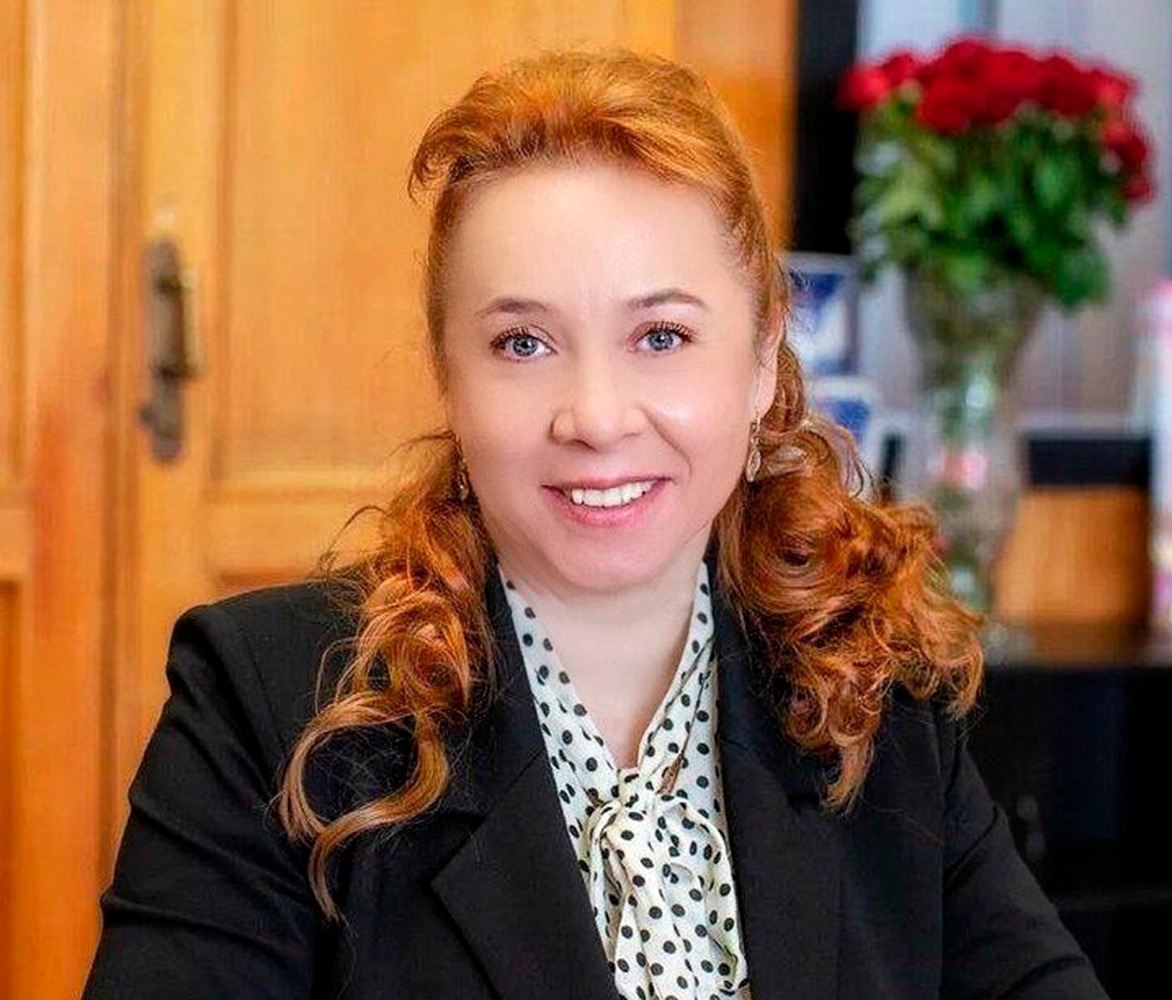 CONGRATULATION OF THE RECTOR OF MOSCOW REGION STATE UNIVERSITY ELENA PEVTSOVA ON THE DAY OF RUSSIAN SCIENCE